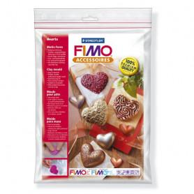 Fimo Motiv-Form Hearts