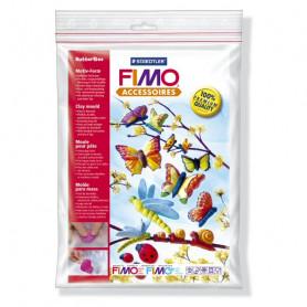 Fimo Motiv-Form Butterflies