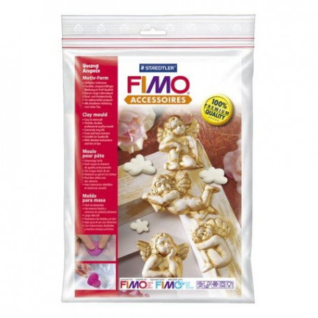 Fimo Motiv-Form Young angels