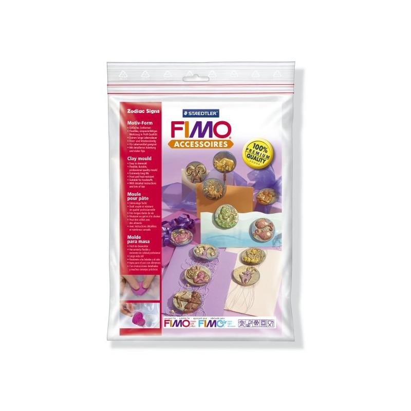 Fimo Motiv-Form Zodiac signs