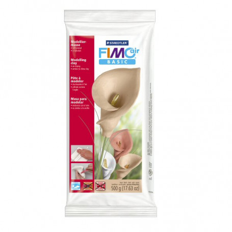 Fimo Air Basic 500gr. Flesh