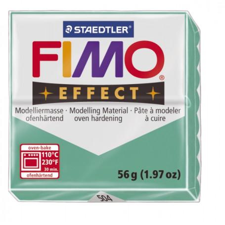 Fimo effect nr. 504 transparant groen