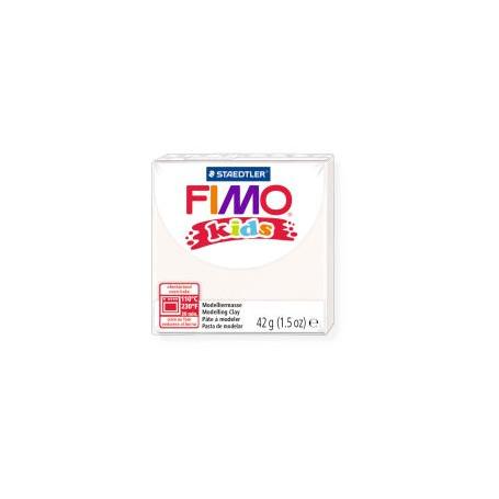 Fimo Kids nr. 0 wit