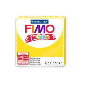 Fimo Kids nr. 1yellow