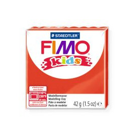 Fimo Kids nr. 2 rot