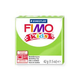 Fimo Kids nr. 51 hellgrün