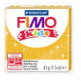 Fimo Kids nr. 112 glitter gold