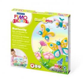 Fimo Kids startset Butterfly