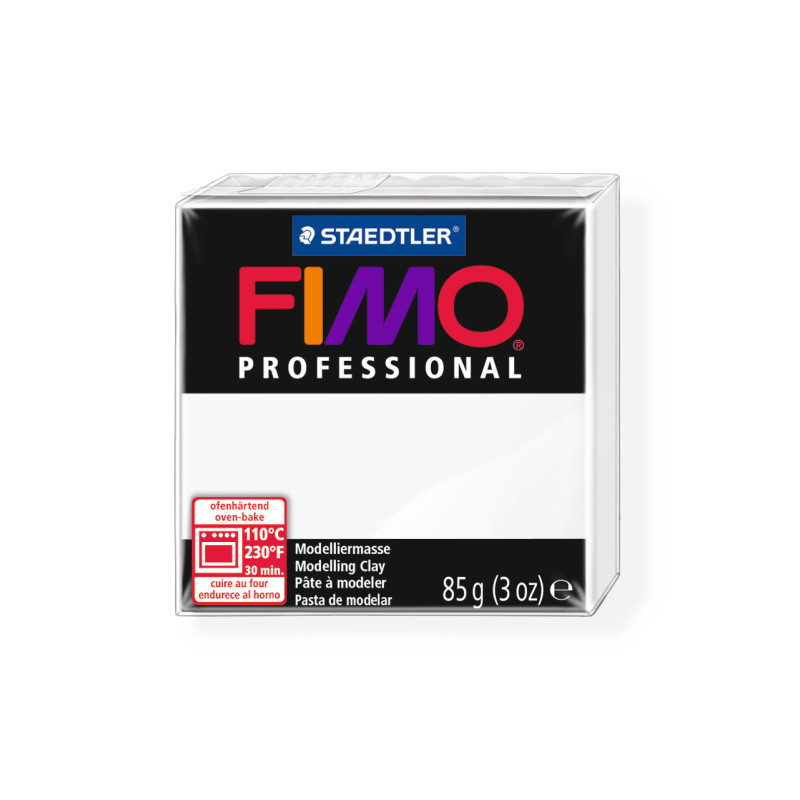 Fimo Professional 0 weiss