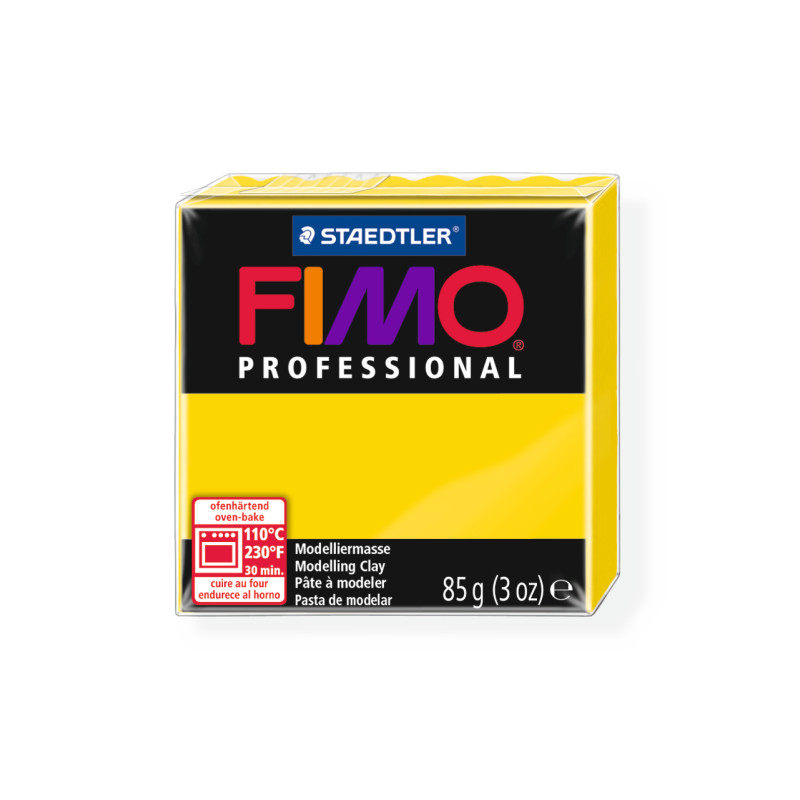 Fimo Professional 100 gelb