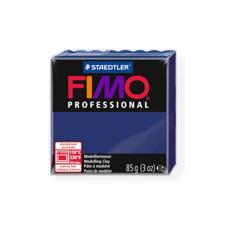 Fimo Professional 34 marine blau