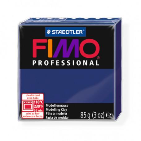 Fimo Professional 34 marine blauw