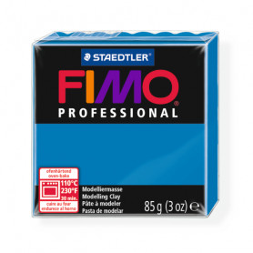 Fimo Professional 300 pure blue