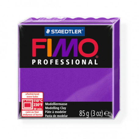 Fimo Professional 6 lila