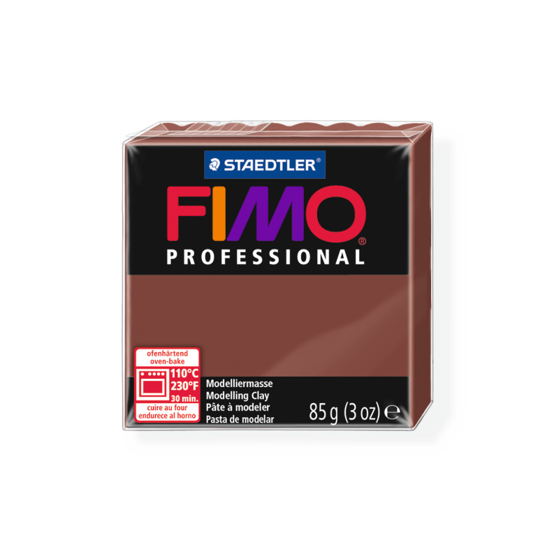 Fimo Professional 77 chocolate