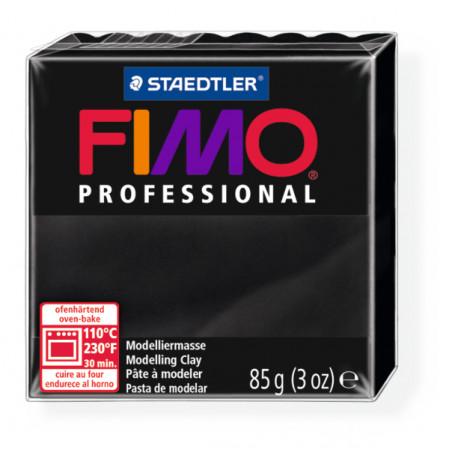 Fimo Professional 9 zwart
