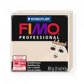 Fimo professional doll art. color 44 transparant beige