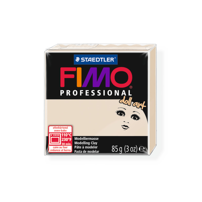 Fimo professional doll art. color 44 transluzent beige