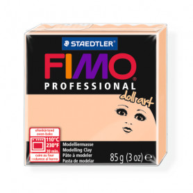 Fimo professional doll art. color 435 cameo opak