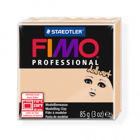 Fimo professional doll art. color 45 opak sand