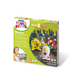 Fimo Kids startset Monster