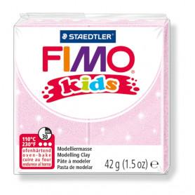 Fimo Kids nr. 206 Perlglanz Rosa