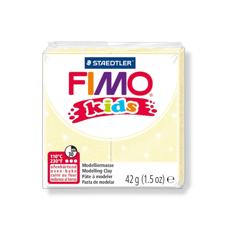 Fimo Kids nr. 106 Geel parelmoer