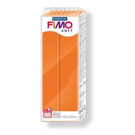 Fimo soft no.42 orange 350gr.