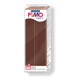 Fimo soft Chocolate no.75 350 gram