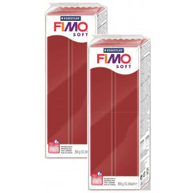 Fimo soft no.0 white 350 gr