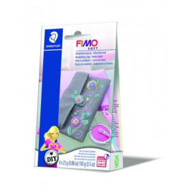 Fimo Soft DIY accessoires Tasche
