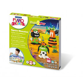 Fimo Kids startset Space Monster