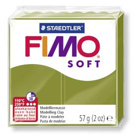 Fimo soft nr 57 Vert olive